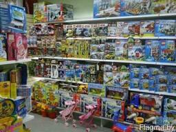 Игрушки оптом со склада в Минске
