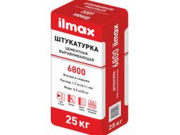 Илмакс ilmax 6800 (штукатука цементная выравнивающая)