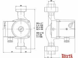 IMP Pumps GHN 32/65-180