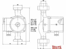 IMP Pumps GHN 32/85-180