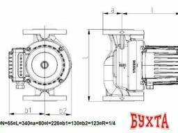 IMP Pumps GHNbasic II 65-40F