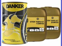 Моторное масло Danker