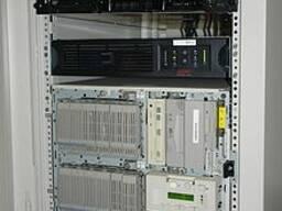 Источники бесперебойного питания, серверное оборудование