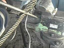 Изготовление буксировочных тросов под заказ.