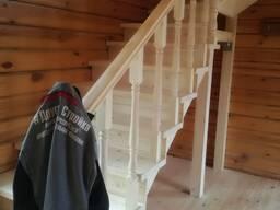 Изготовление лестниц свободной формы на заказ.