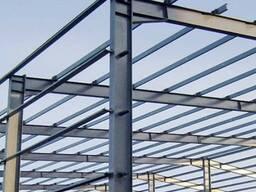 Изготовление и монтаж металлических конструкций