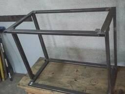 Изготовление и ремонт изделий из металла, услуги сварщика