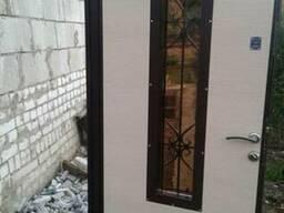 Изготовление и установка входных и межкомнатных дверей