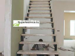 Изготовление каркаса лестницы №23