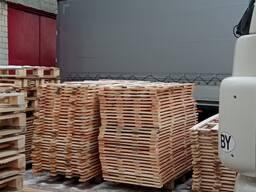 Изготовление клетей для дров