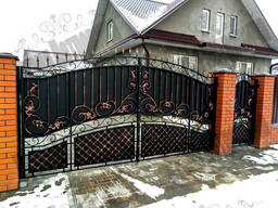 Изготовление Кованых ворот и калиток