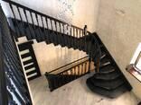 Изготовление лестниц, столов, беседок из массива - фото 2