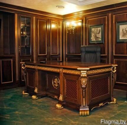 Изготовление мебели из массива