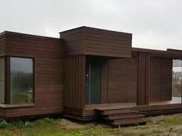 Изготовление модульных домов