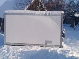 Изготовление и замена панелей для грузовых кузовов - фото 1