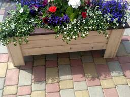 Изготовление садовой мебели из паллет