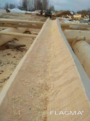 Изготовление срубов домов бань беседок (канадский угол)