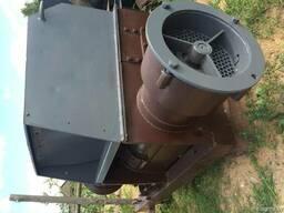 Измельчитель костей г7-ФИР б/у с электродвигателем 55 кВт