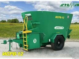 Измельчитель-смеситель-раздатчик кормов ИСРВ-12
