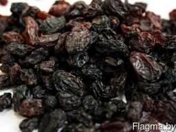 Изюм (Виноград сушеный) Черный 2 сорт