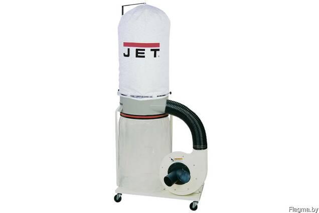 JET DC-1100A Вытяжная установка со сменным фильтром. Техноло