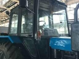 Кабина трактора МТЗ-82.1 (тракторная кабина)