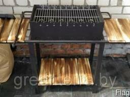 Качественные кованые мангалы недорого, сталь 5-6мм!