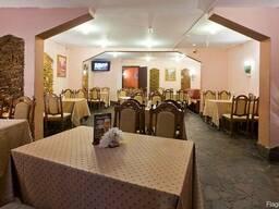 Кафе-банкетный зал в перспективном районе Минска