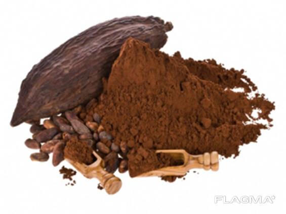 Какао порошок натуральный/алкализированный