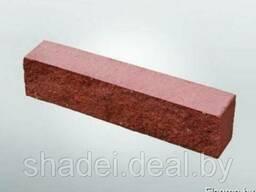 Камень бетонный стеновой (декоративный облицовочный). ..