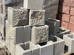 Камень декоративный ломанный Бессер