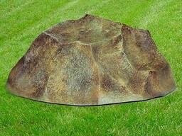 Камень-валун декоративный