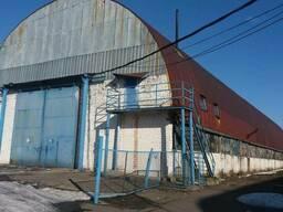 Капитальное строение с металлической крышей в аренду