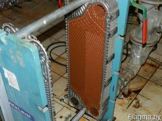 Капитальный ремонт теплообменников Уплотнения теплообменника Alfa Laval TL10-BFM Чайковский