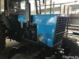Капот трактора МТЗ-82.1