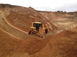 Карьерный песок в Витебске с доставкой от 5 тонн