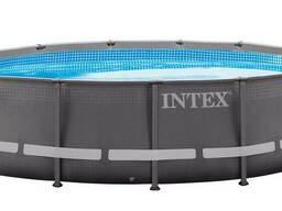 Каркасный бассейн Intex Ultra Frame / 26334NP (610x122)