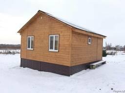 Каркасный дом, цена. Минск