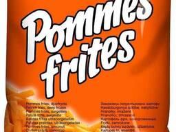 Картофель фри 6*6, 7*7, 9*9, 10*20, 14*14, замороженный