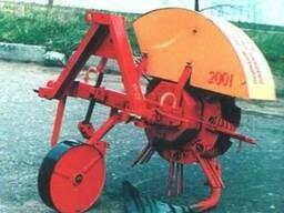 Картофелекопатель навесной 1-рядный КТН - 1Б
