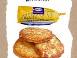 Картофельные блины Драники