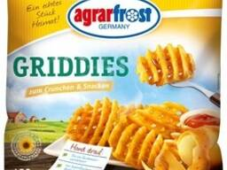 """Картофельные решетки """"Крискат"""""""