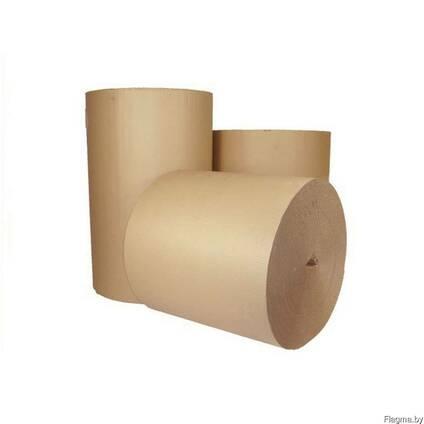 Картон для плоских слоев гофрированного картона
