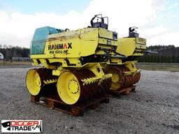 Каток траншейный Rammax RW 1504 HF, 2010г. в.