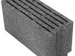 Керамзитобетонные блоки 200 мм шириной