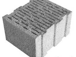 Керамзитобетонные блоки 400 мм шириной