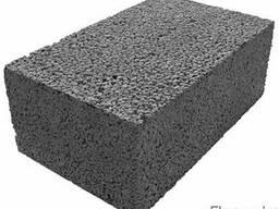 Керамзитобетонные блоки полнотелые 300 мм шириной