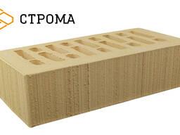 Кирпич керамический пустотелый одинарный Солома Бархат 1НФ М