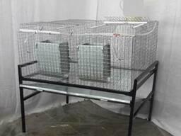 Клетка для кроликов ТК2-1