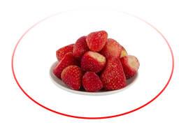 Клубника замороженная/ Frozen strawberries